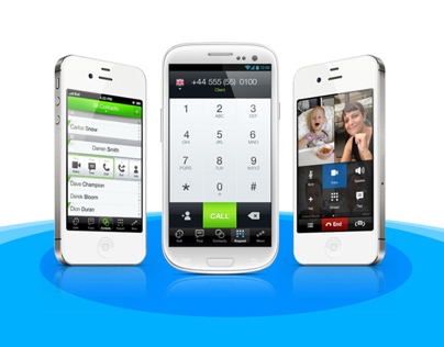 fring - VOIP app