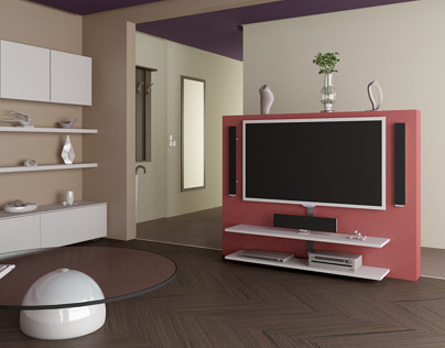 Interior home visualisation