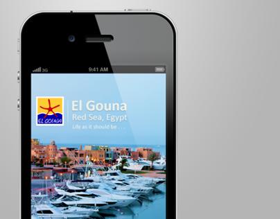 El Gouna Red Sea iPhone app