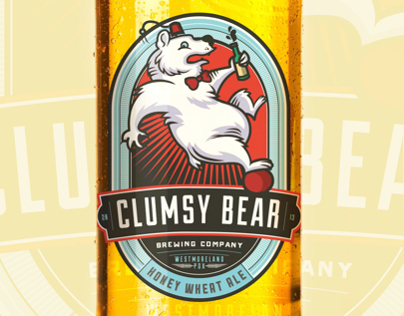 Clumsy Bear Brewing Co.