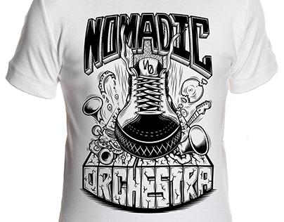 Nomadic Orchestra T-Shirt