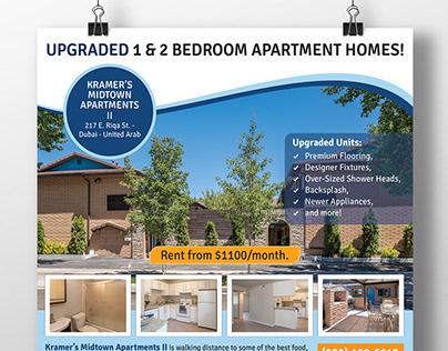 Home Rental Flyer