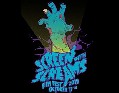 Screen with Screams film fest