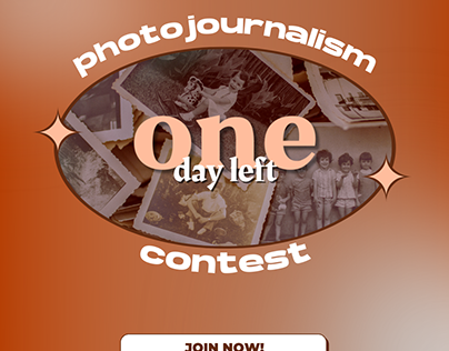 Photojournalism Contest: Countdown Posts