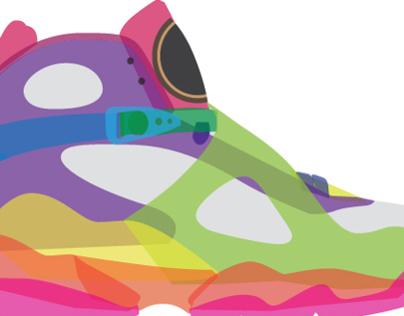 Sneaker Artwork