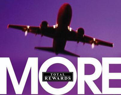 HARRAH'S - TOTAL REWARDS - MORE - Branding Campaign