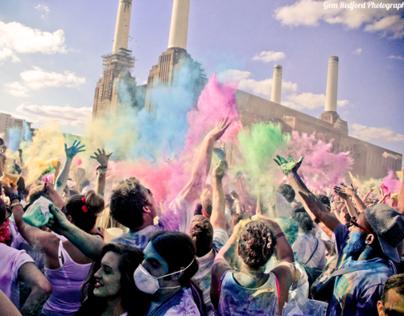 Holi Festival Of Colours London 2013