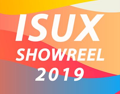 ISUX Showreel 2019