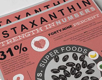 Astaxanthin Infographic