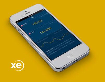 XE Mobile Application