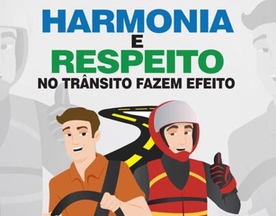 Harmonia e Respeito