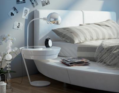 Improvisation Bedroom
