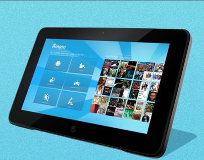 Songza (windows app pitch)