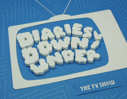 Diaries Downunder - The TV Show - Titles