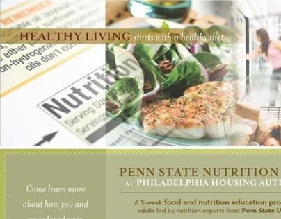 Penn State Nutritional Links Flyer