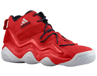 adidas Top Ten 2000 - Light Scarlet / White / New Navy