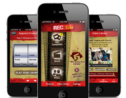 RecThis iPhone App (v1.5)