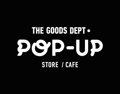 The Goods Dept Pop-Up Store/Cafe