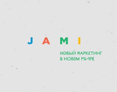 New JAMI Digital Agency style
