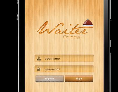 eWaiter for iPhone