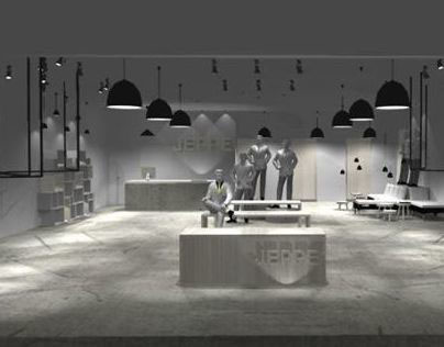 Retail Design: Jeppe