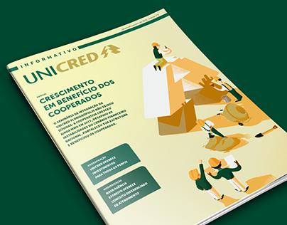 Informativo UNICRED Jan/Fev