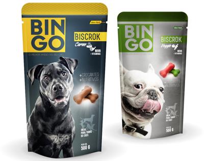 Bingo . Dog Food . Proposal