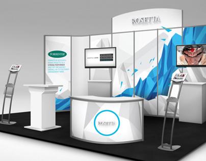 Rosetta Marketing Tradeshow Booths