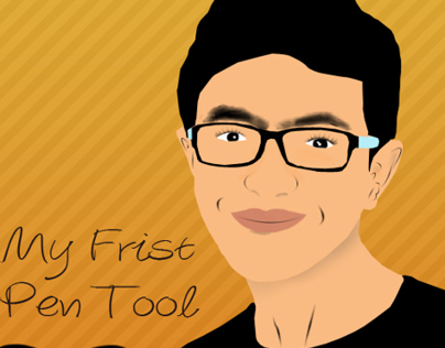 My Frist Pen Tool ^_^
