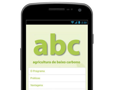 Wireframes High Fidelity - ABC Mobile