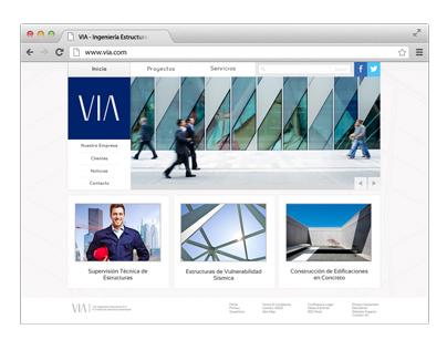 VIA Website