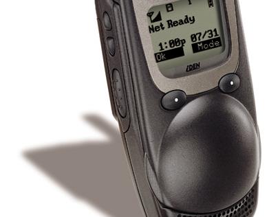 iDEN / Nextel (Product Design)