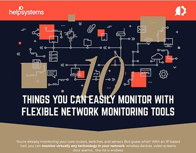 Infographic: 10 Things You Can Easily Monitor