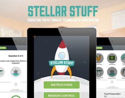 Stellar Stuff : NASA Space Apps Challenge