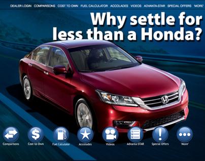 Honda Dealers of Carolinas Sales Assistant Guide