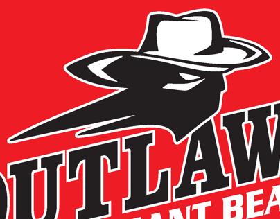 Point Pleasant Beach Outlaws | Logo
