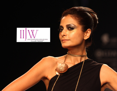 India International Jewellery Week  (IIJW) 2013