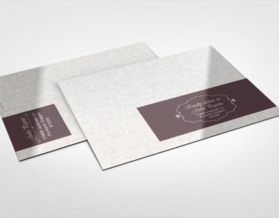 Envelope Labels Mock-up