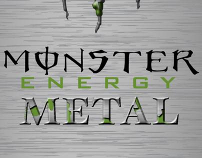 Monster Energy - Metal