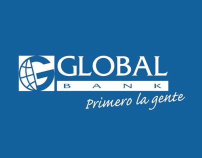 GLOBAL BANK  LINK.