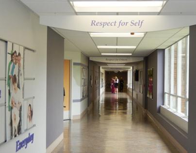 Employee Recognition Corridor