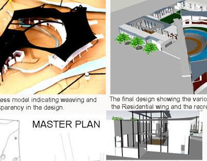 De-addiction Centre- Architectural Thesis
