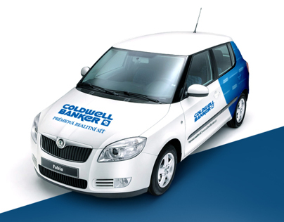 Rebrand of Coldwell Banker Czech Republic
