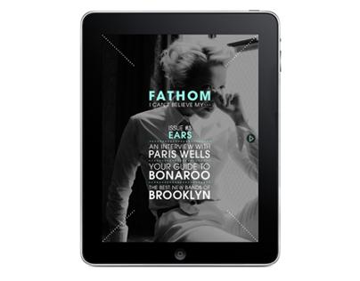 FATHOM -  EPublishing Magazine