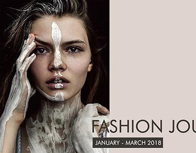 Fashion Journal: January-March 2018