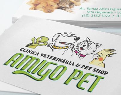 AMIGO PET - Branding