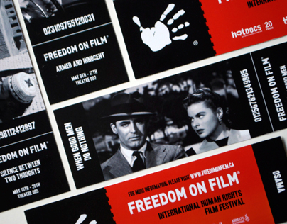 Freedom On Film (Human Rights Festival) Campaign