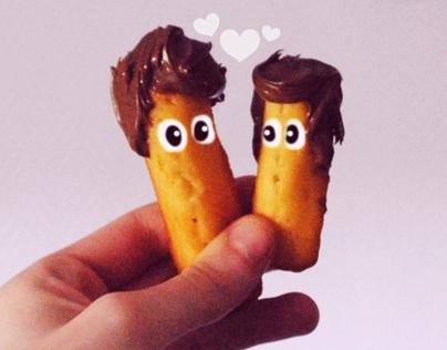 love madeleines