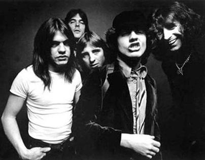AC/DC Official Site