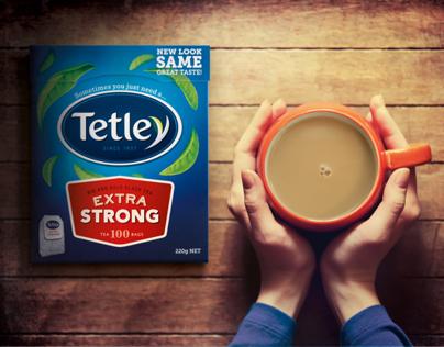 tetley black tea